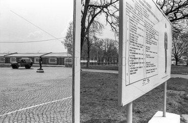 Auf dem Truppenuebungsplatz der GUS-Streitkraeften in Altengrabow