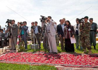 Presse in Afghanistan