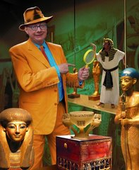 Basler Buch: Dr. Peter Blome  Antikenmuseum