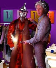 Basler Buch: Raphael Blechschmidt  Haute Couture