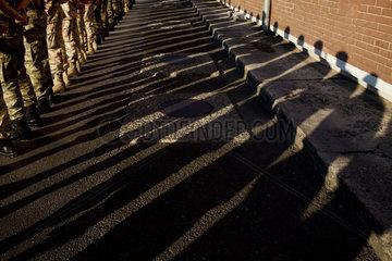 KFOR Soldaten im Kosovo