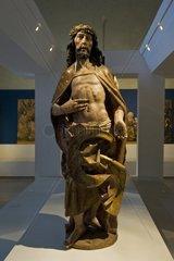France  Alsace  Colmar  Unterlinden museum  tribute to Martin Hoffmann