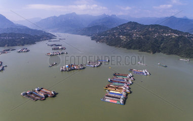 #CHINA-THREE GORGES PROJECT-WATER STORAGE (CN)