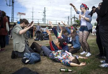 Hipster Olympics  Berlin