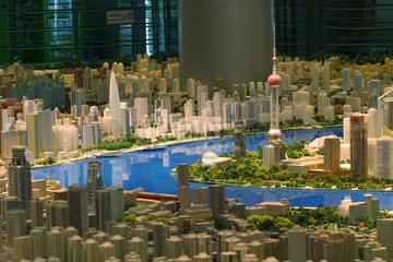 Shanghai  Stadtplanungsamt