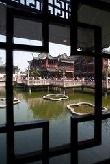 Shanghai  Huxinting-Teehaus.