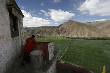 Lhasa  Yumbulagang Palace | Lhasa  Yumbulagang Palace