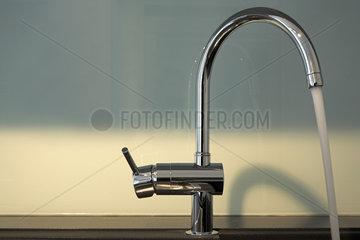 Haushalt: Wasserhahn
