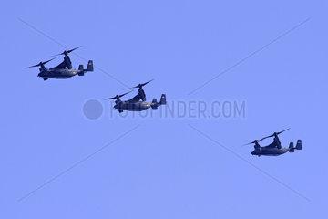 Transportflugzeug V-22 Osprey