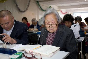 English courses in Bijing/ China