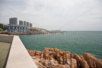 Qingdao  Stadtansicht