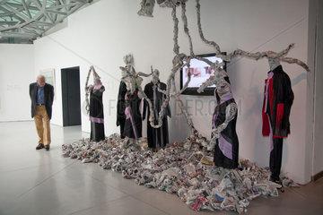 Shanghai  Museum of Contemporary Art.