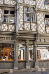 France  Loire valley  Angers  Maison d'Adam