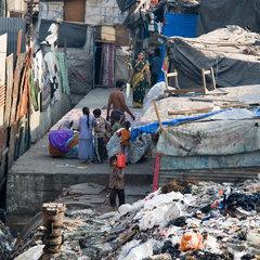 Mumbai  Dharavi slum