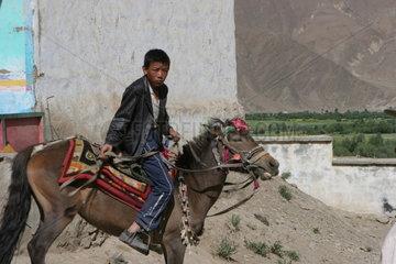 Tibet  Yumbulagang