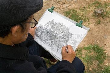 Qingdao  Zeichner