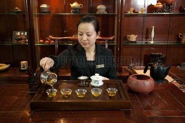 Beijing  The Maliandao Tea Street