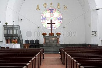 Qingdao  evangelische Kirche