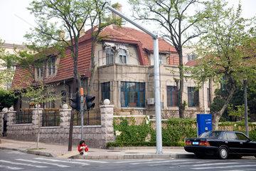 Qingdao  deutsche Architektur
