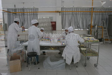 Tibet  Rapsoelfabrik