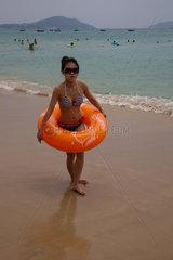 Sanya  Strand