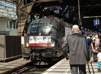 Bahn-Konkurrent HKX