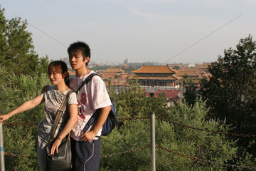 Coal hill (Jingshan Gongyuan)