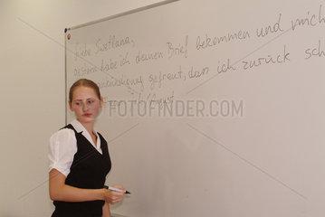 Deutschkurs fuer Auslaender