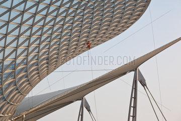 Expo Achse  Schanghai
