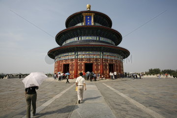 Beijing  Himmelstempel