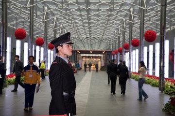 Beijing  National Grand Theatre