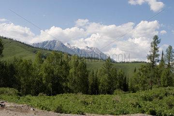 Kanas Lake Natur Reservat | Kanas Lake nature reserve