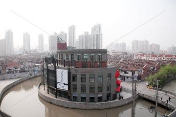 Shanghai  Old Milfun.