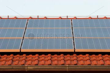 Berlin  Solarenergie  Photovoltaische Zellen