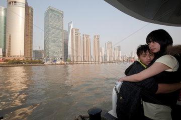Shanghai  Der Bund.