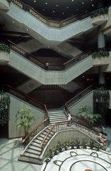 Shanghai Museum: Innenhof