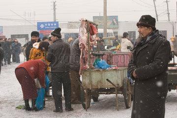 Kuqa (Kuche)  Markt | Kuqa (Kuche)  market