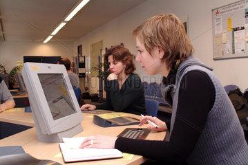 Berufsinformationszentrum des Arbeitsamtes  Berlin