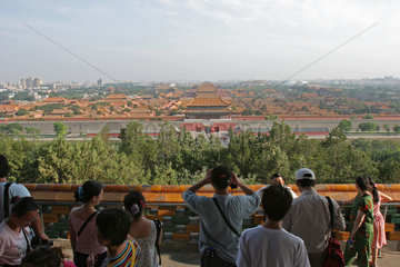 Der Kohlehuegel (Jingshan Gongyuan)