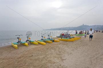 Qingdao  Tretbootverleih