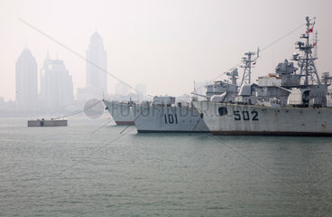 Qingdao  Marine