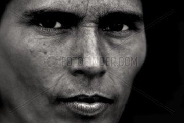 Asian portrait  Pakistan