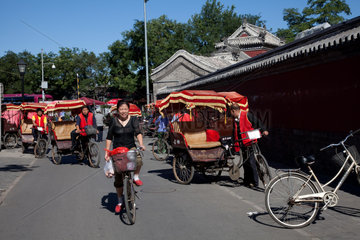 Beijing  Altstadt