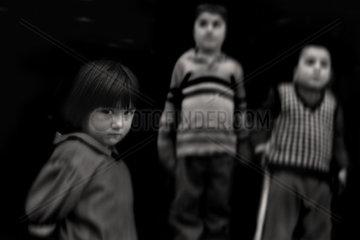Asian children  Turkey
