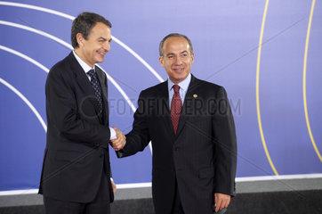 Zapatero + Calderon