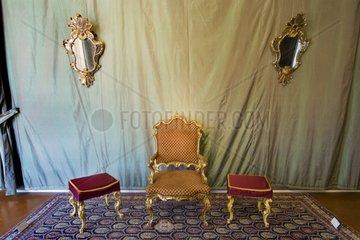 Italy  Piedmont  Reggia di Venaria  Venaria Royal Palace  museum
