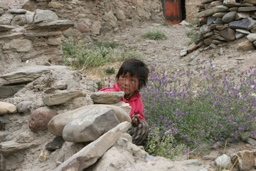 Tibet  Trandruk Kloster