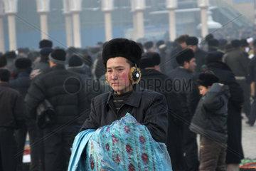 Id-Kah-Moschee in Kashgar