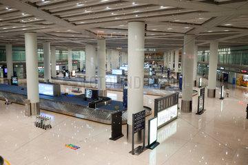 Beijing  Flughafen