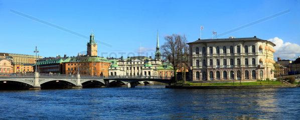 Sweden  Stockholm  Gamla stan.
